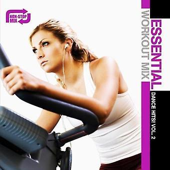 Wesentlichen Workout Mix: Dance-Hits! -Vol. 2-Essential Training Mix: Dance Hits! [CD] USA import