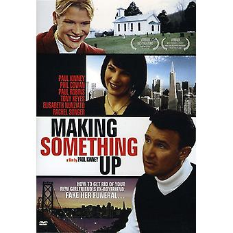 Making Something Up [DVD] USA import