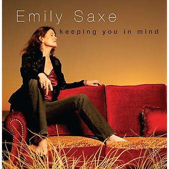 Emily Saxe - Keeping You in Mind [CD] USA import