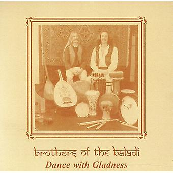 Brothers of the Baladi - Dance with Gladness [CD] USA import