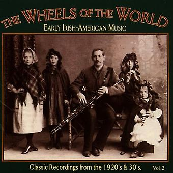 Wheels of the World - Vol. 2-Wheels of the World [CD] USA import
