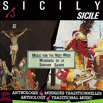Various Artist - Sicily: Music for the Holy Week [CD] USA import