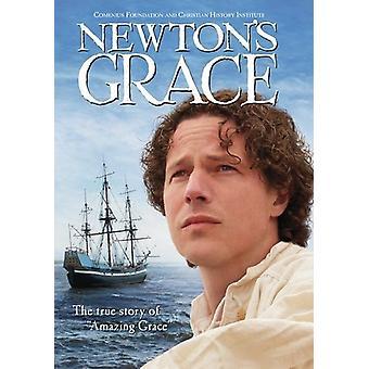 ニュートンの恵み: 真の驚くべき恵み物語 【 DVD 】 USA 輸入