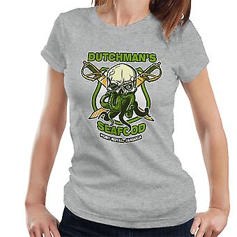 Dutchmans Seafood Women's T-Shirt