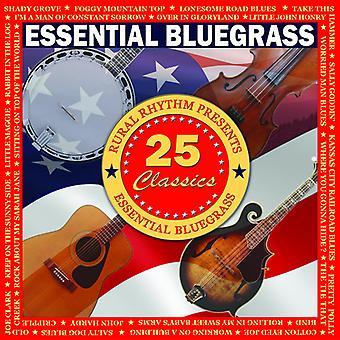 Essential Bluegrass - 25 Classics - Essential Bluegrass-25 Classics [CD] USA import