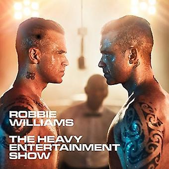 Robbie Williams - importação EUA pesado entretenimento mostrar [CD]