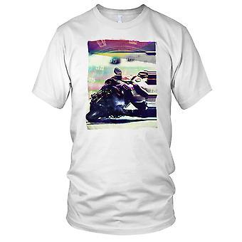 Tid - DJ stranden Ibiza Party Surfer Kids T skjorte