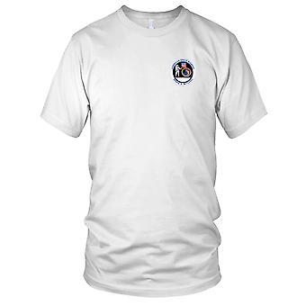 NASA - la NASA SP-25 Apollo 14 Mission Patch brodé - Mens T Shirt