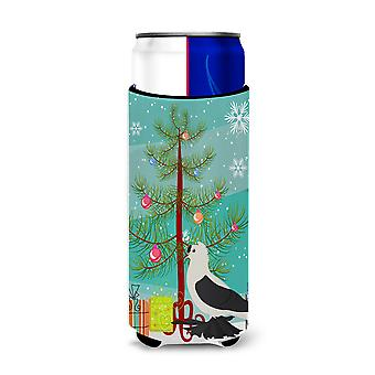 Saxon Fairy Swallow Pigeon Christmas Michelob Ultra Hugger for slim cans