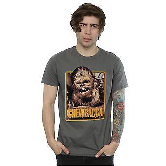 מלחמת הכוכבים גברים ' חולצת טי.