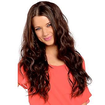 Grace Beachwave 3/4 Wig