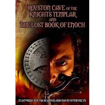 Royston Cave of the Knights Templar & the Lost Boo [DVD] USA import