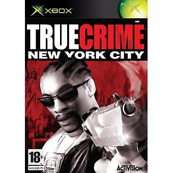 True Crime New York City (Xbox) - Als nieuw