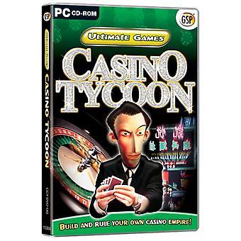 Ultimate games-Casino Tycoon (PC)-nieuw