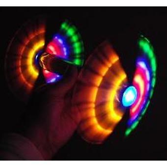 Dubbele regenboog Spinner