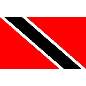 Тринидад & Тобаго флаг 5 футов x 3 футов с петельками