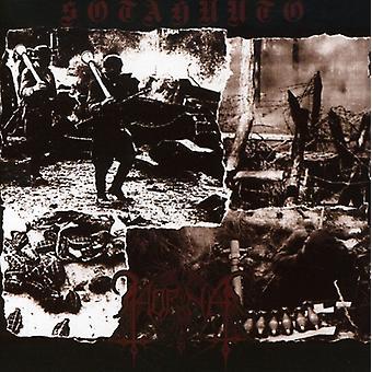 Horna - Sotahuuto [CD] USA import