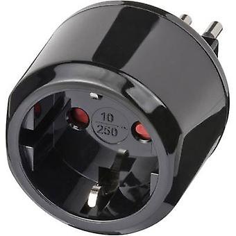 Brennenstuhl 1508470 adapter podróżny