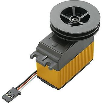 Modelcraft Standard servo RS-22 YMB Digital servo Gear box material: Metal Connector system: JR