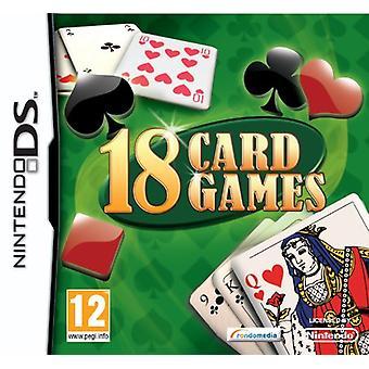 Jeux de cartes (Nintendo DS) - Nouveau
