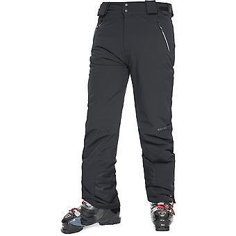 Trespass Mens Pitstop Waterproof Breathable Padded Ski Pants Trousers
