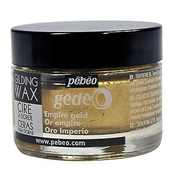 Pebeo Gedeo förgyllning vax 30ml (guld)