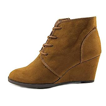 American Rag Womens Baylie Suede Closed Toe Ankle Fashion Boots