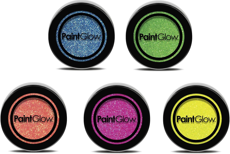 Glitter UV Shaker paraíso de pêssego