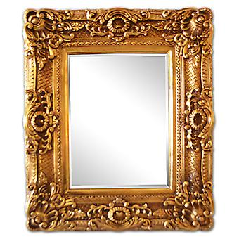 30x40 cm or 12x16 inch, classic frame in gold