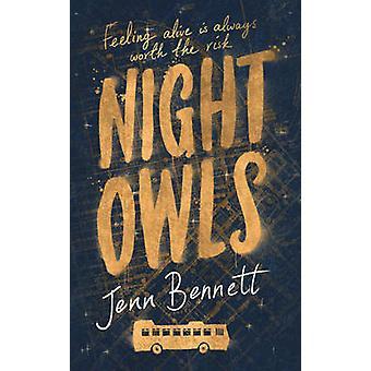 Natten uglene av Jenn Bennett - 9781471125300 bok