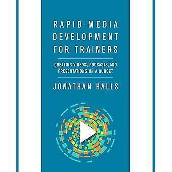 تطوير وسائل الإعلام السريع للمدربين--إنشاء مقاطع الفيديو--دبليو--