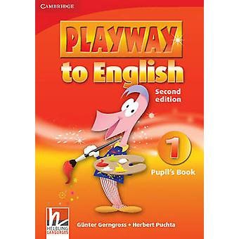 Playway to English Level 1 Pupil's Book - Level 1 (2nd Revised edition