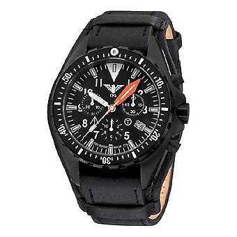 KHS MissionTimer 3 OT heren horloge horloges Chronograaf KHS. MTAOTC. R