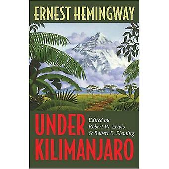 Under Kilimanjaro