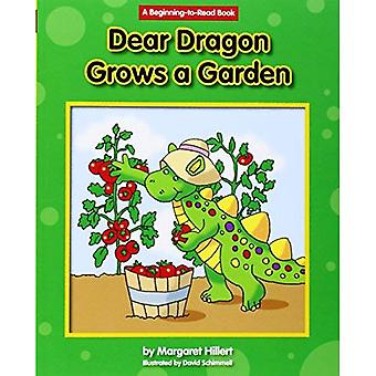 Lieve Dragon groeit een tuin (begin te lezen)