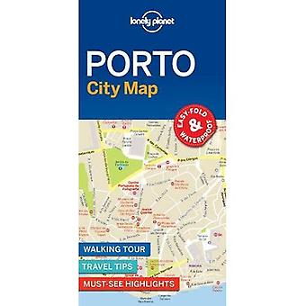 Carte de Porto de Lonely Planet City