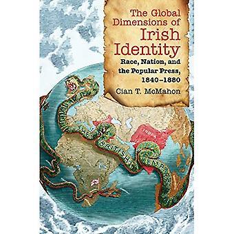 Globaalien dimensioiden irlantilaista: rodun, kansakunnan ja suosittu lehdistössä 1840-1880