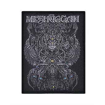 Meshuggah Musical Deviance Woven Patch