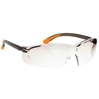 Спектакль Portwest ямки (PW15) / очки / Safetywear / Спецодежда (комплект из 2)