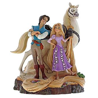 Disney Traditions Tangled 'Live Your Dream' Figurine
