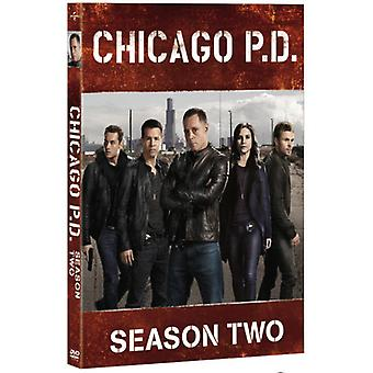 Chicago PD: sæson to [DVD] USA import