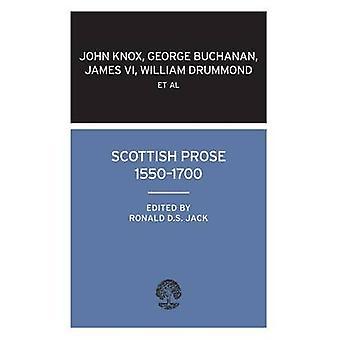 Scottish Prose 1550-1700 by Oneworld Classics - 9780714543666 Book