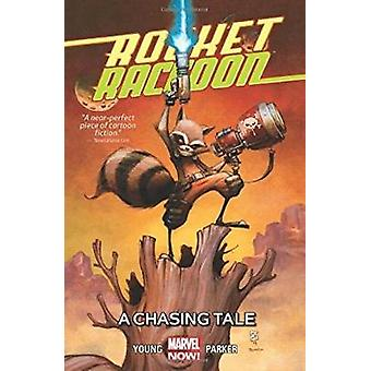 Rocket Raccon - Volume 1 - A Chasing Tale by Skottie Young - 9780785190