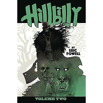 HillBilly Volume 2 by Eric Powell - 9780998379234 Book