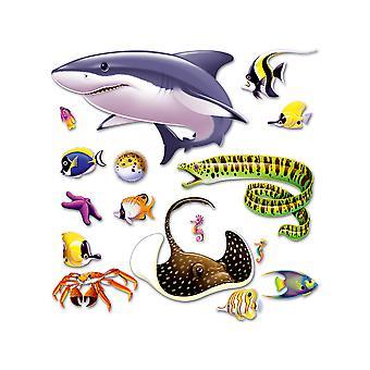 Marine Life rekvisiitta