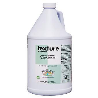 Showseason Texture Shampoo 3,8 L