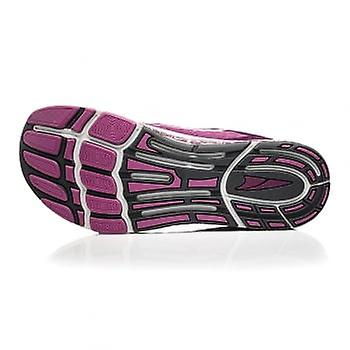 Altra Intuition 4.5 Womens Zero Drop Road Running Shoes Purple