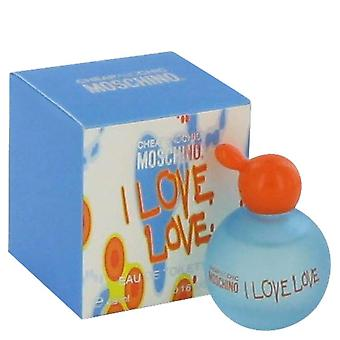 I Love Love mini EdT från Moschino 5 ml