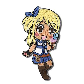 Patch - Fairy Tail - New Lucy w/ Ice Cream Iron On Anime Licensed ge44062
