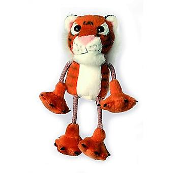 Finger Puppet - Tiger New Soft Doll Plush PC020305
